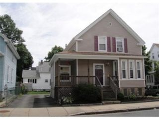 4 BR,  1.50 BTH Colonial style home in New Bedford