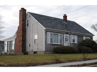 4 BR,  1.00 BTH Colonial style home in New Bedford