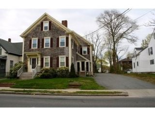 5 BR,  3.50 BTH Tudor style home in New Bedford