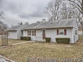 2 BR,  1.50 BTH Single family style home in Urbana