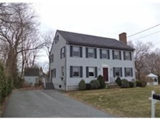 3 BR,  2.00 BTH Colonial style home in Fall River