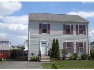3 BR,  1.50 BTH  Colonial style home in Fall River