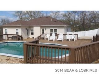 4 BR,  3.00 BTH Single family style home in Lake Ozark