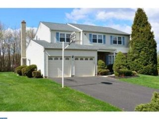4 BR,  2.50 BTH Colonial style home in Perkasie