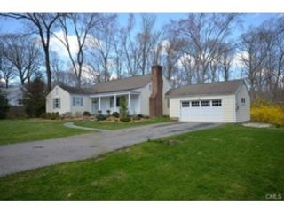 4 BR,  3.00 BTH  Colonial style home in Darien