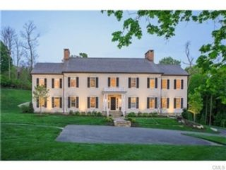 6 BR,  3.00 BTH  Colonial style home in Darien