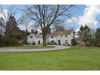 4 BR,  3.00 BTH  Cape cod style home in New Canaan