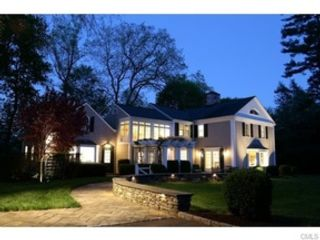 5 BR,  5.50 BTH  Colonial style home in Darien