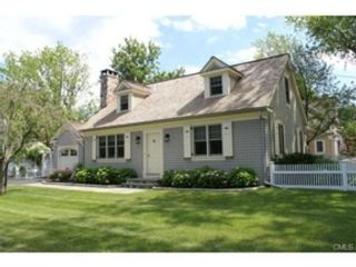 5 BR,  4.50 BTH  Colonial style home in Darien