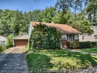 1 BR,  1.00 BTH Single family style home in Champaign