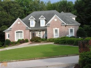4 BR,  4.50 BTH  European style home in Braselton