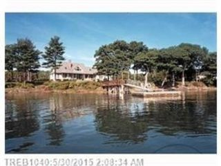 3 BR,  3.50 BTH Cape cod style home in Harpswell
