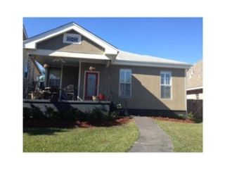 3 BR,  2.00 BTH  Single family style home in New Orleans