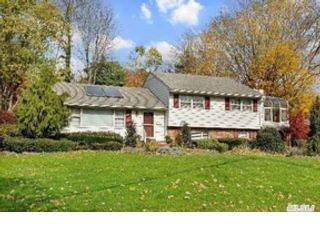 4 BR,  2.50 BTH  Colonial style home in Greenlawn