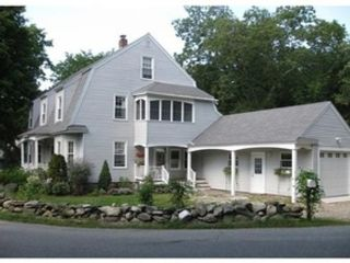 5 BR,  3.50 BTH  Single family style home in Shrewsbury