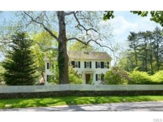 5 BR,  5.00 BTH  Colonial style home in New Canaan