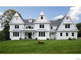 5 BR,  6.50 BTH  Colonial style home in New Canaan