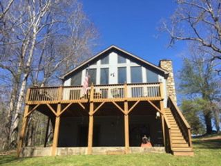 3 BR,  2.00 BTH A-frame style home in Nebo