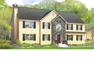 4 BR,  2.50 BTH  2 story style home in East Stroudsburg