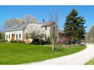 4 BR,  1.50 BTH Cape cod style home in Amherst
