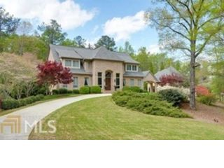 4 BR,  3.50 BTH  European style home in Braselton
