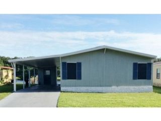 1 BR,  1.00 BTH Manufactured ho style home in North Port