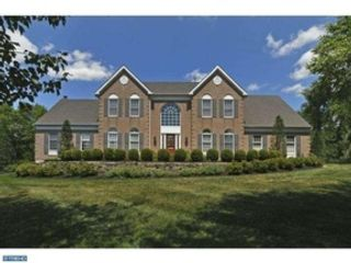 5 BR,  3.50 BTH Single family style home in Doylestown