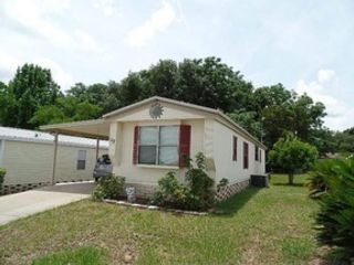 2 BR,  2.00 BTH Manufactured ho style home in Sebastian