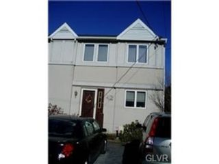 3 BR,  1.00 BTH  Single family style home in Allentown
