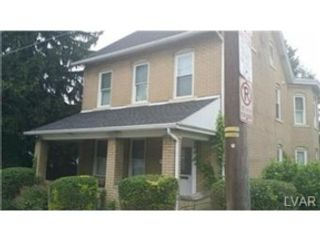 3 BR,  2.50 BTH  Single family style home in Bethlehem