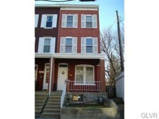 2 BR,  1.00 BTH  Single family style home in Allentown