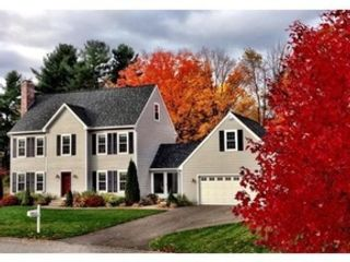 4 BR,  3.00 BTH Colonial style home in Amherst