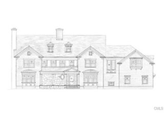 6 BR,  6.50 BTH  Colonial style home in New Canaan