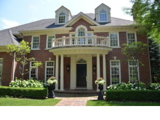 5 BR,  4.50 BTH Traditional style home in Burr Ridge