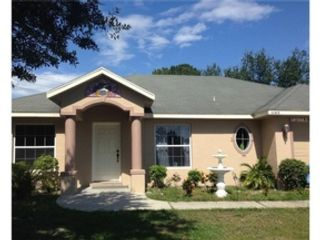 4 BR,  2.50 BTH Single family style home in Debary