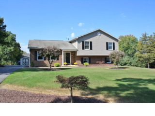 3 BR,  2.50 BTH Split level style home in Grottoes