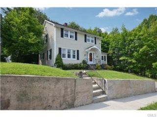 4 BR,  3.50 BTH  Colonial style home in Darien