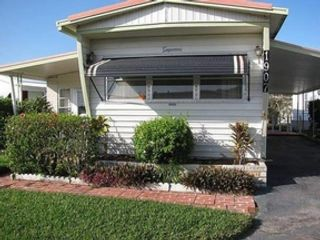 2 BR,  1.00 BTH Manufactured ho style home in Casselberry