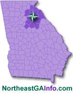 Northeast Georgia Homes