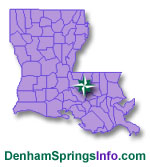 Denham Springs Homes