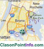 Clason Point Homes