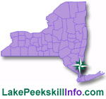 Lake Peekskill Homes