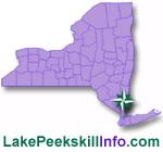Lake Peekskill Homes