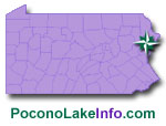 Pocono Lake Homes