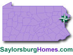 Saylorsburg Homes